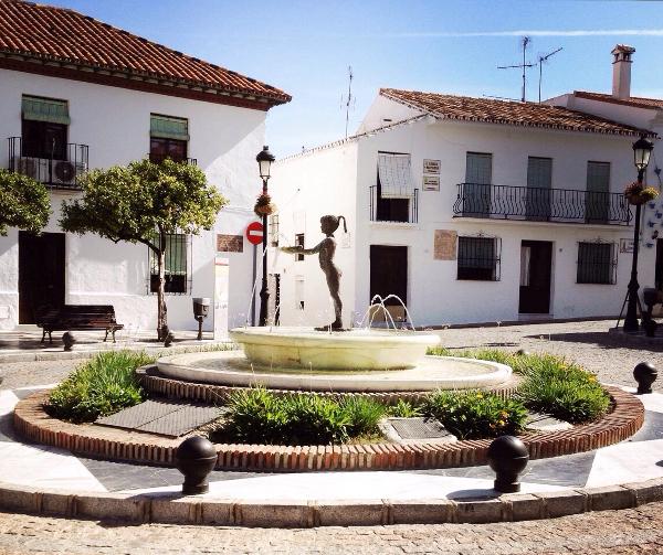 Benalmadena-Brunnen