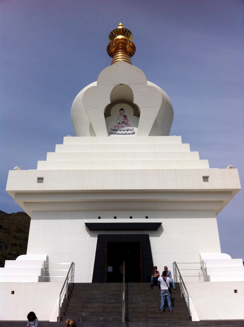 benalmadena-stupa